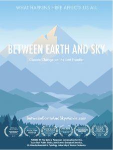 Between Earth & Sky Movie Poster